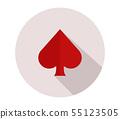 poker icon 55123505
