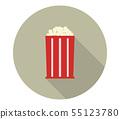 popcorn icon 55123780