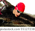 Triathlon, Swimming, Woman 55127238