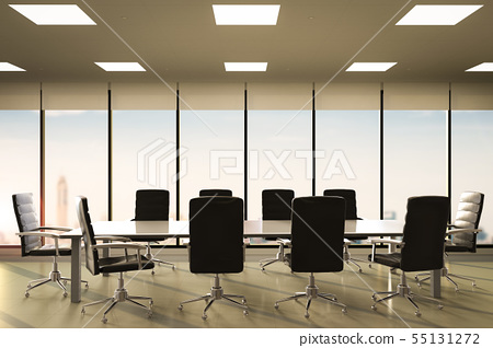 empty conference room 55131272