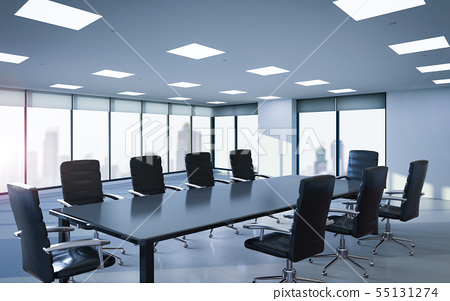 empty conference room 55131274