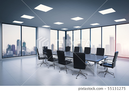 empty conference room 55131275