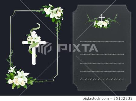 illustration of the Memorial Day of Korea 004 55132235