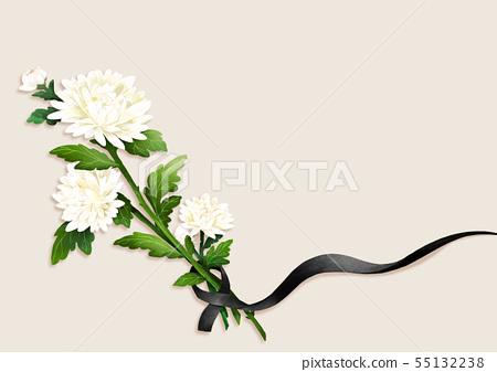 illustration of the Memorial Day of Korea 003 55132238