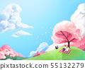 櫻花 家庭 家族 55132279