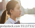 schoolgirl 55137332