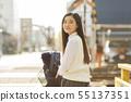 schoolgirl 55137351