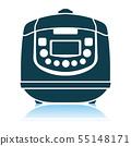 Kitchen Multicooker Machine Icon 55148171