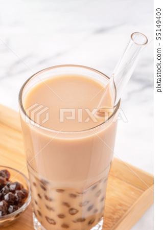 台灣飲料木薯珍珠奶茶 55149400