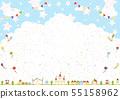 五彩紙屑主題公園Irido Cloud 55158962