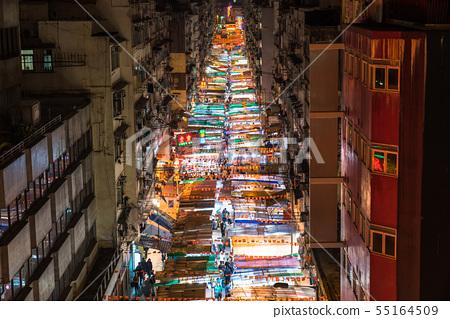 香港香港ナイトYauma Tea夜市 55164509