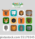 Animals Avatars 55170345