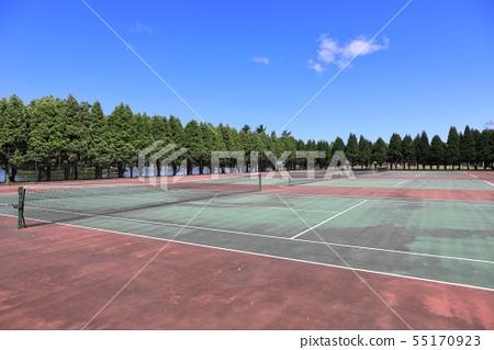 網球場四邊,Tsurunuma公園 55170923