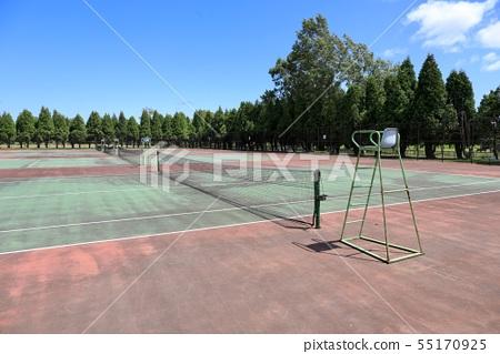 網球場四邊,Tsurunuma公園 55170925