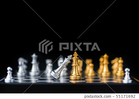 chess board game in competition play, Ideas 55171692