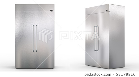 fridge with side by side doors 55179816