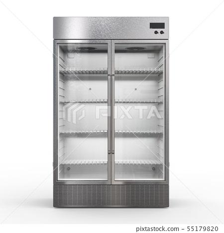 stainless steel commercial fridge 55179820