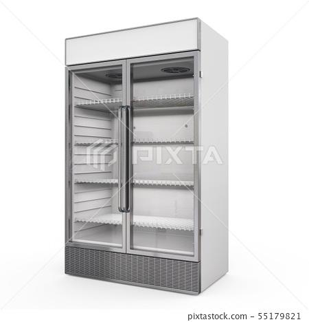 stainless steel commercial fridge 55179821