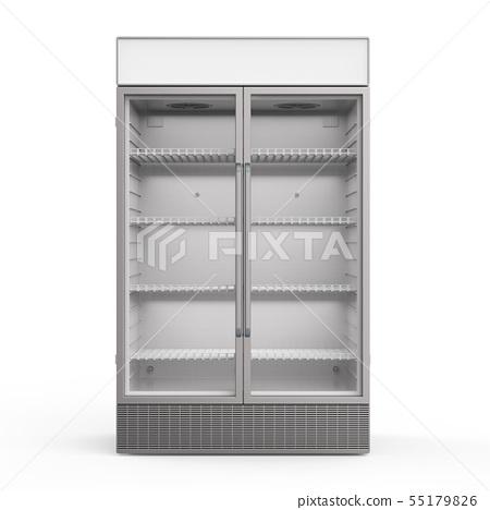 stainless steel commercial fridge 55179826