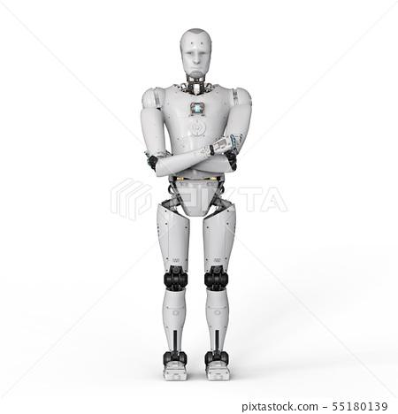 robot full body 55180139