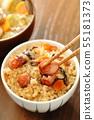 Takomeshi local cuisine grilled rice 55181373