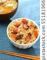 煮熟的米饭Takomeshi 55181966