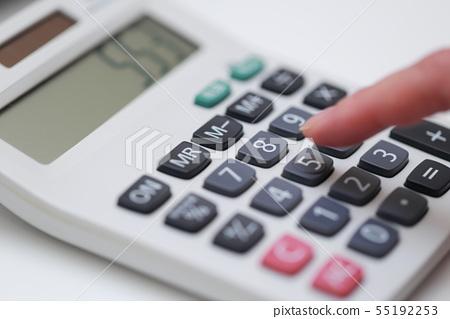 계산기 (이미지 계산기 세금 소비세 증세 주가 세금 포함 세금 별도 대출 투자 보험 인생 계획) 55192253