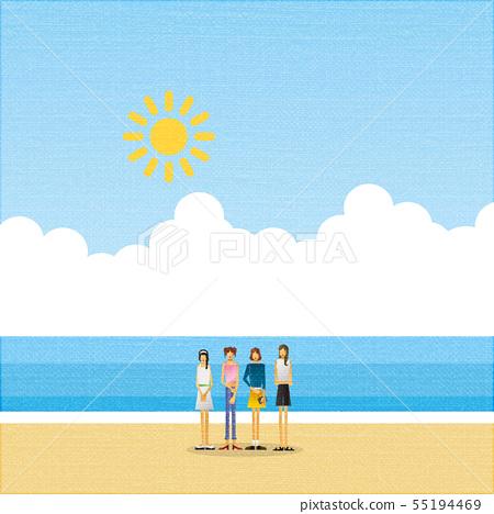 夏天 55194469