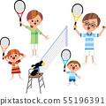网球在家里 55196391