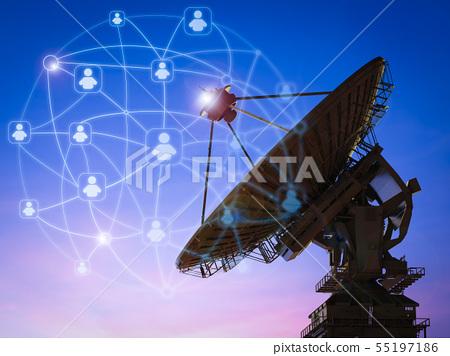 social network interface 55197186