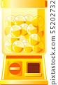 金膠囊玩具機(方形和帶膠囊) 55202732
