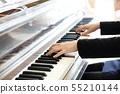 เล่นเปียโน 55210144