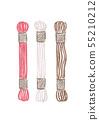 刺繡線刺繡工藝品手工製作 55210212