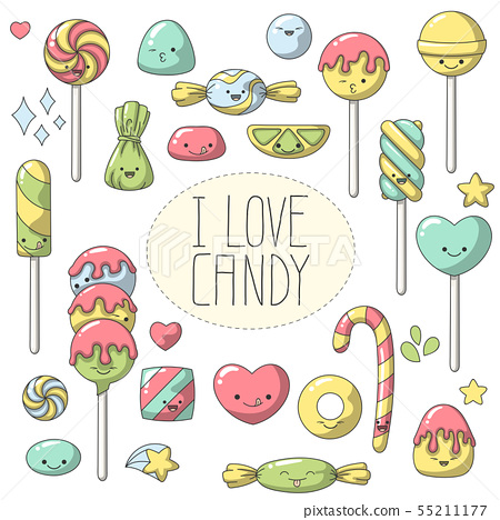 Doodle Candy Set 55211177