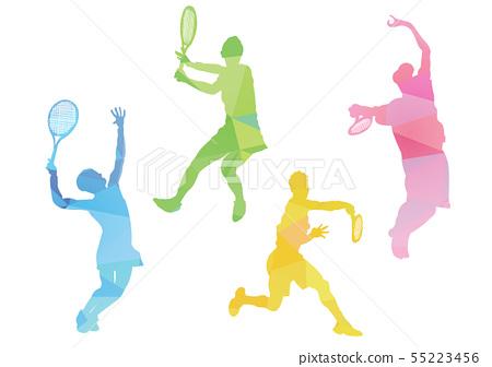 網球 55223456