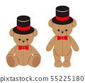 泰迪熊_紳士 55225180