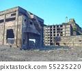 World Heritage Warship Island Remains 55225220