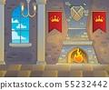 Castle interior theme background 1 55232442