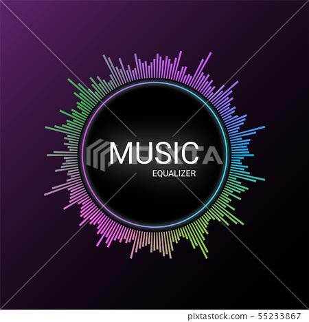 Music equalizer 55233867