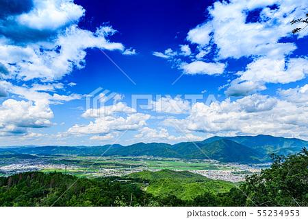 【쿄토】 가메 오카의 풍경 55234953
