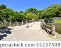 Hikone Castle Otomon Bridge National Treasure Hikone Castle Hikone Castle Moat Japan 100 Famous Castles Hikone City, Shiga Prefecture 55237408