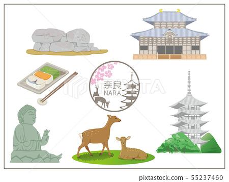 奈良觀光景點 55237460