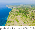 Coast of the island of Nusa Peida. Nature Indonesia. 55240216