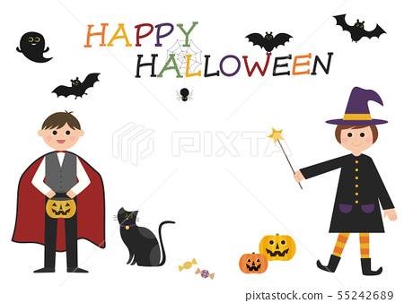 Halloween-Happy Halloween-Frame 55242689