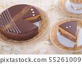 巧克力蛋糕茶時間 55261009