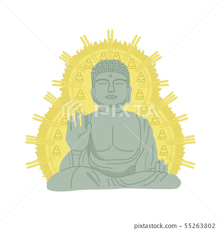 Great Buddha Nara 2 55263802