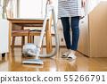 吸塵器家庭主婦地板 55266791