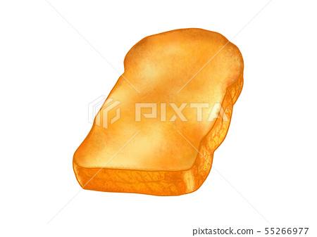 山形麵包吐司 55266977