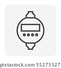 timer switch icon 55273327