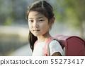 Elementary school student 55273417